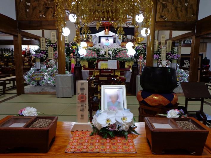 H25.11.11.12 石橋家 東祥寺本堂